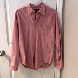 Men's casual barely worn button down
